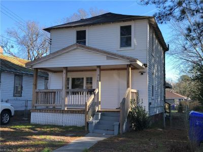 property image for 118 5th Street SUFFOLK VA 23434