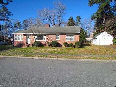 property image for 1030 Virginia Avenue SUFFOLK VA 23434