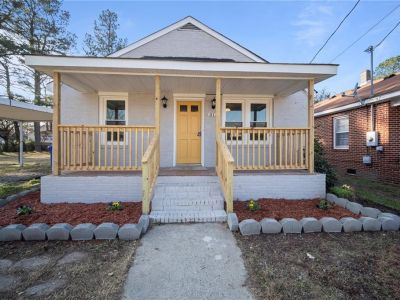 property image for 313 Bullock Street SUFFOLK VA 23434
