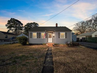 property image for 5917 Wickham Avenue NEWPORT NEWS VA 23605
