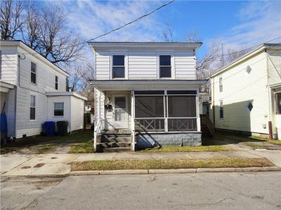 property image for 227 Chestnut Street SUFFOLK VA 23434