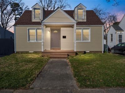 property image for 320 Lenox Avenue NORFOLK VA 23503