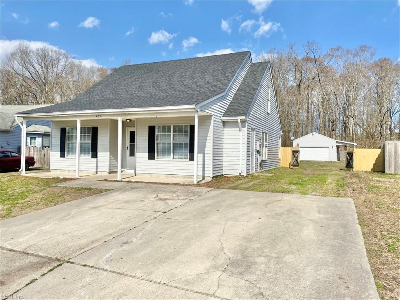 Photo 1 of 22 residential for sale in Suffolk virginia