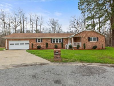 property image for 2000 Cedarwood Lane SUFFOLK VA 23434