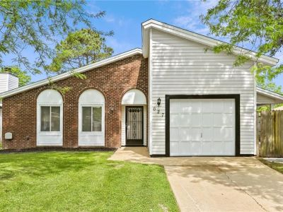 property image for 627 Orangewood Drive VIRGINIA BEACH VA 23453