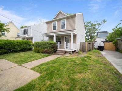 property image for 721 13th Street VIRGINIA BEACH VA 23451