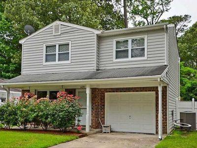 property image for 609 Grant Avenue VIRGINIA BEACH VA 23452