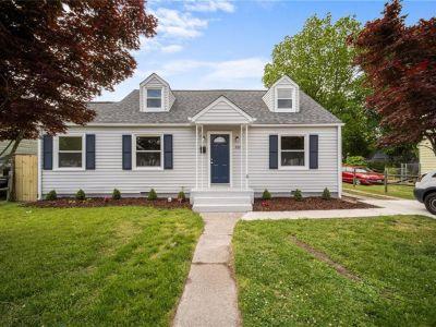 property image for 3853 Atterbury Street NORFOLK VA 23513
