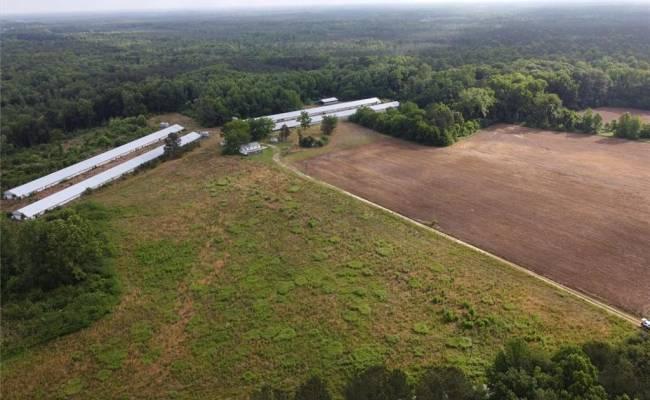 34660 Sandy Ridge Road, Southampton County, VA 23851