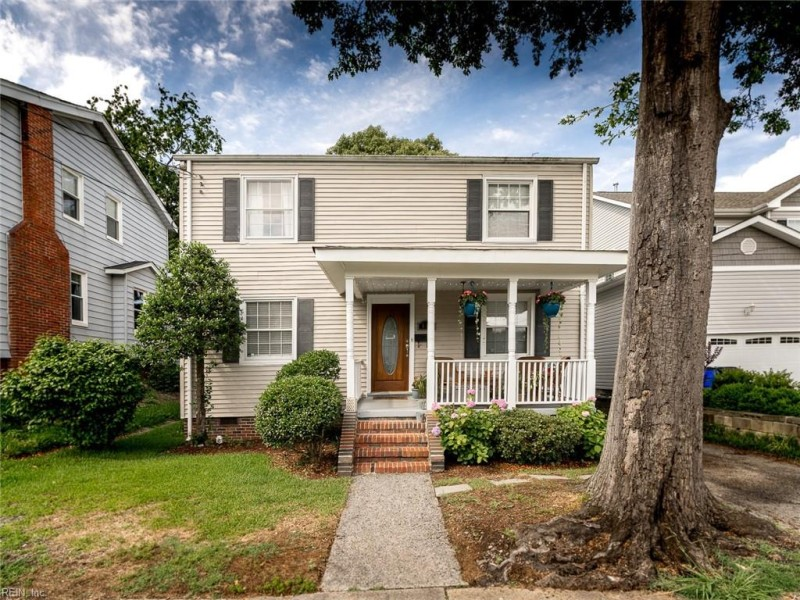 Photo 1 of 49 residential for sale in Norfolk virginia