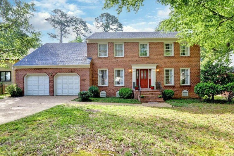 Photo 1 of 49 residential for sale in Newport News virginia