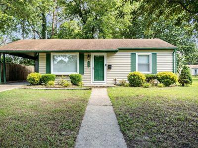 property image for 912 80th Street NEWPORT NEWS VA 23605