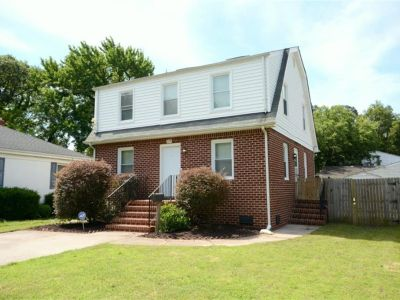 property image for 729 Carolina Avenue NORFOLK VA 23508