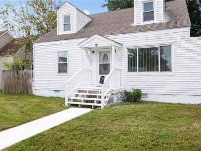 property image for 12 Phelps Place PORTSMOUTH VA 23702