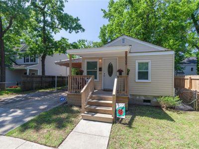 property image for 2509 Bellevue Avenue NORFOLK VA 23509