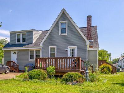 property image for 501 Hope Street HAMPTON VA 23663