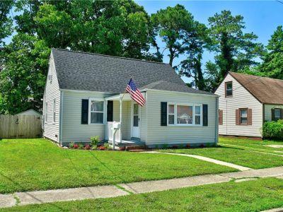 property image for 3307 Scott Street PORTSMOUTH VA 23707