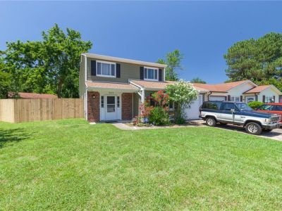 property image for 909 Craig Court VIRGINIA BEACH VA 23452