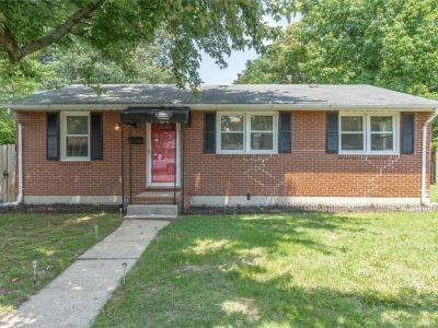 property image for 1203 Drayton Road CHESAPEAKE VA 23324