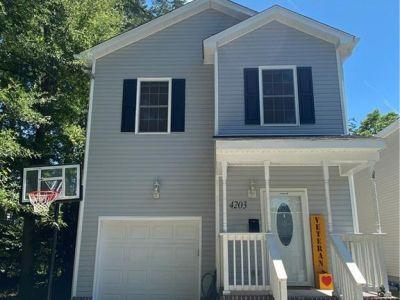 property image for 4203 Dartmouth Street PORTSMOUTH VA 23707