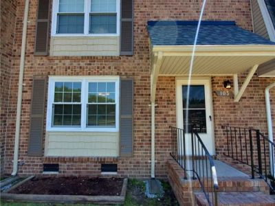 property image for 103 Charles Parish Drive POQUOSON VA 23662