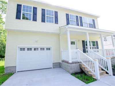 property image for 608 Kentucky Avenue HAMPTON VA 23661