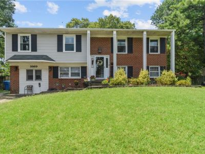 property image for 3869 Old Forge Road VIRGINIA BEACH VA 23452