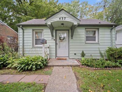 property image for 437 Dare Avenue HAMPTON VA 23661