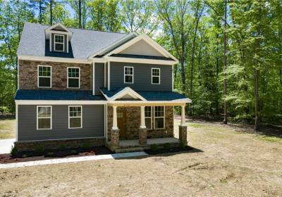 Lot 10 Fort Huger Drive, Isle of Wight County, VA 23430