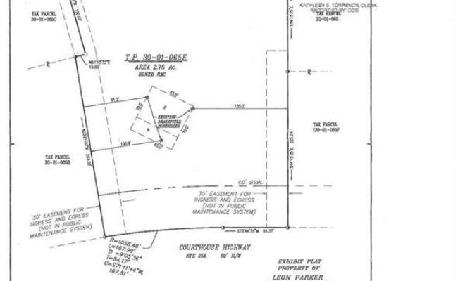 2.76ac Courthouse Highway, Isle of Wight County, VA 23430