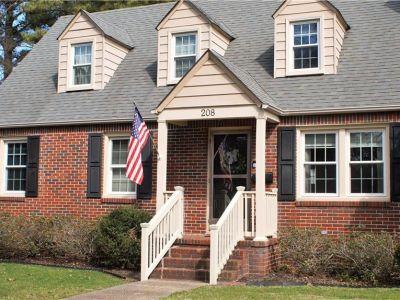 property image for 208 Carlisle NORFOLK VA 23505