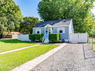 property image for 414 Wakefield Avenue HAMPTON VA 23661