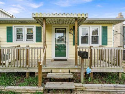 property image for 1024 Calloway Avenue CHESAPEAKE VA 23324