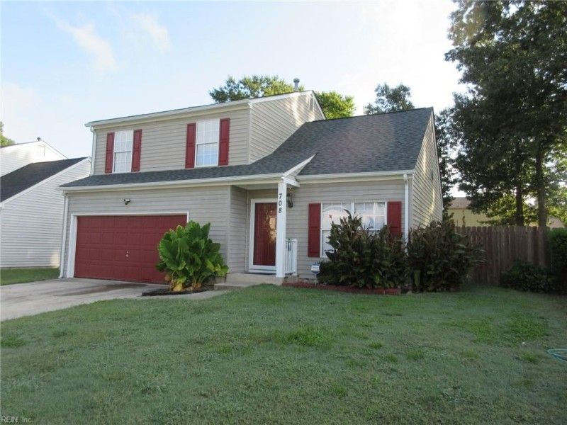 Photo 1 of 48 residential for sale in Newport News virginia