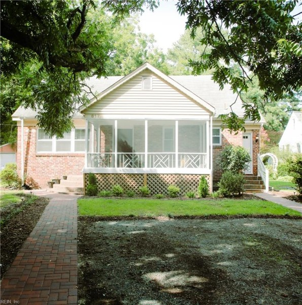 Photo 1 of 25 residential for sale in Hampton virginia