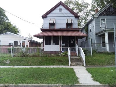 property image for 1216 21st Street NEWPORT NEWS VA 23607