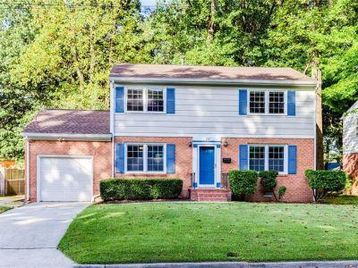 property image for 337 Ronald Drive NEWPORT NEWS VA 23602