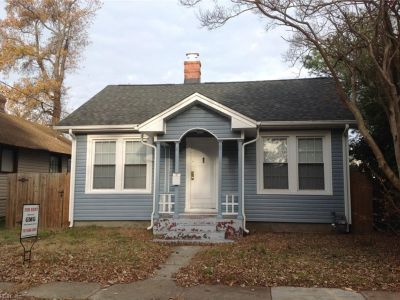 property image for 9267 Buckman NORFOLK VA 23503