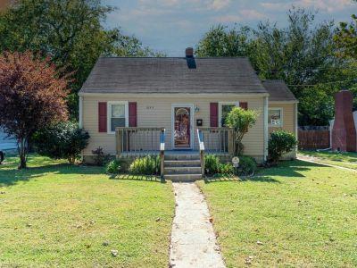 property image for 1643 Croyden Road NORFOLK VA 23503