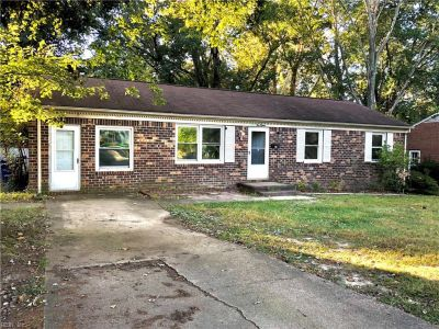 property image for 415 Nicewood Drive NEWPORT NEWS VA 23602
