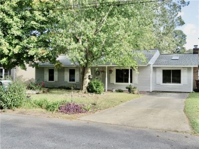 property image for 1409 Waterlawn Avenue Avenue CHESAPEAKE VA 23323