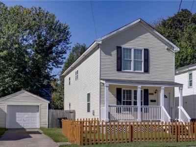 property image for 2806 Elm Avenue PORTSMOUTH VA 23704