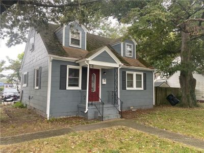 property image for 3601 Griffin Street PORTSMOUTH VA 23707