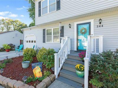 property image for 244 Vicky Court NEWPORT NEWS VA 23602