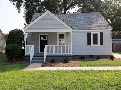 property image for 616 Kentucky Avenue HAMPTON VA 23661