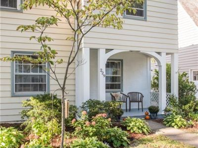 property image for 229 Palen Avenue NEWPORT NEWS VA 23601