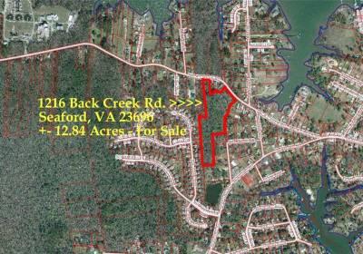 1216 Back Creek Road, York County, VA 23696