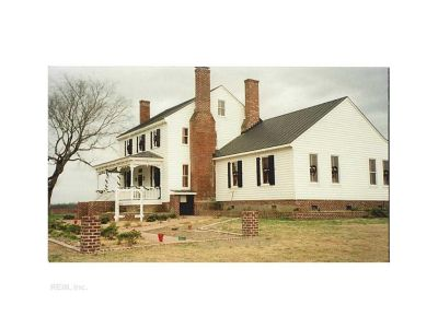 property image for 456 BARNES Road SUFFOLK VA 23437