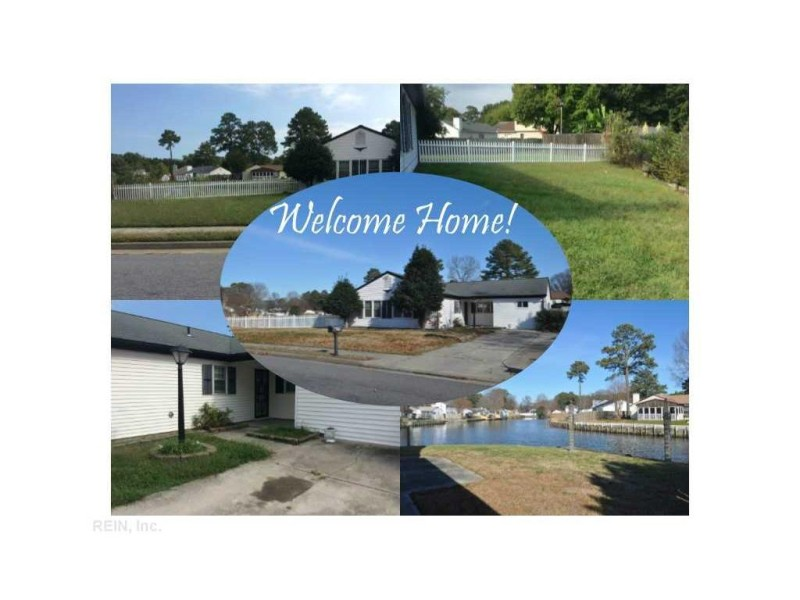 Photo 1 of 14 residential for sale in Hampton virginia