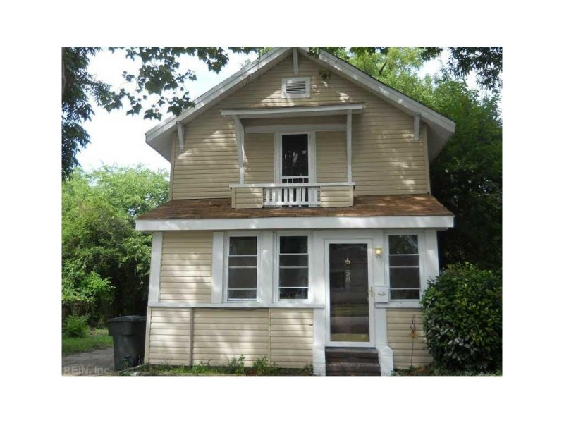 Photo 1 of 15 residential for sale in Newport News virginia